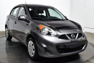 Used 2017 Nissan Micra EN ATTENTE D'APPROBATION for sale in Île-Perrot, QC