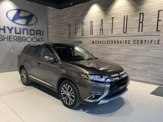 Used 2016 Mitsubishi Outlander ES TOURING+AWC+TOIT+CAMERA RECUL for sale in Sherbrooke, QC
