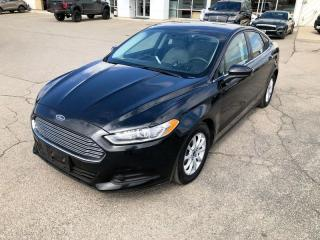 Used 2015 Ford Fusion S for sale in Orangeville, ON