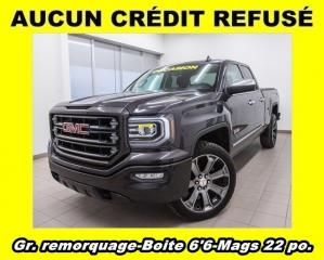 Used 2016 GMC Sierra 1500 Sle 4x4 Boite 6'6 for sale in St-Jérôme, QC