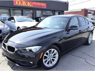 Used 2016 BMW 3 Series Xdrive-Cuir-Bluetooth for sale in Laval, QC