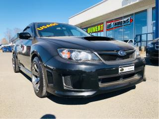 Used 2013 Subaru WRX Base for sale in Lévis, QC