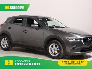 Used 2019 Mazda CX-3 GS AWD A/C MAGS CAM for sale in St-Léonard, QC