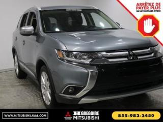 Used 2016 Mitsubishi Outlander GT-CUIR-TOI OUVRANT for sale in Laval, QC