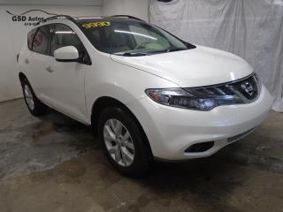 Used 2012 Nissan Murano 2012 Nissan - Awd for sale in Ancienne Lorette, QC