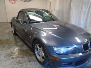 Used 2000 BMW Z3 2.3 for sale in Ancienne Lorette, QC