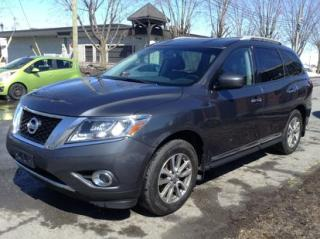 Used 2014 Nissan Pathfinder SL for sale in Drummondville, QC