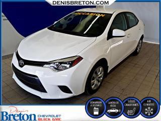 Used 2015 Toyota Corolla for sale in St-Eustache, QC