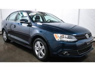 Used 2011 Volkswagen Jetta 4dr 2.5l Highline for sale in St-Jean-Sur-Richelieu, QC