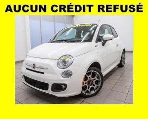 Used 2016 Fiat 500 Sport for sale in Mirabel, QC
