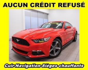 Used 2015 Ford Mustang EcoBoost Premium for sale in Mirabel, QC