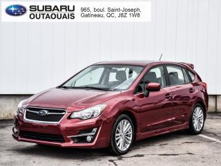 Used 2015 Subaru Impreza 2.0i Sport Cvt for sale in Gatineau, QC