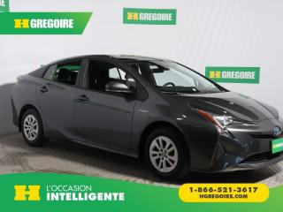 Used 2017 Toyota Prius HYBRIDE A/C GR for sale in St-Léonard, QC