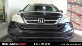 Used 2010 Honda CR-V LX for sale in Trois-Rivières, QC