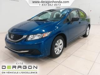Used 2015 Honda Civic for sale in Cowansville, QC