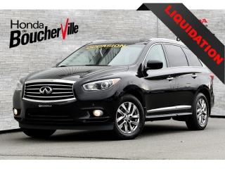 Used 2015 Infiniti QX60 AWD for sale in Boucherville, QC