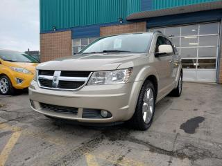 Used 2009 Dodge Journey R/t 7 Passagers for sale in St-Eustache, QC