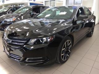 Used 2018 Chevrolet Impala Toit/cuir/nav/sieges for sale in Blainville, QC