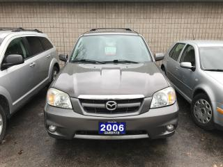 Used 2006 Mazda Tribute GS for sale in Guelph, ON
