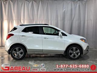 Used 2014 Buick Encore 4 portes à TI, Cuir for sale in Senneterre, QC