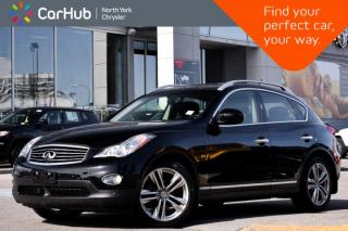 Used 2015 Infiniti QX50 |Sunroof|Heat.Frnt.Seats|BOSESound|Keyless_Go|Backup_Cam for sale in Thornhill, ON