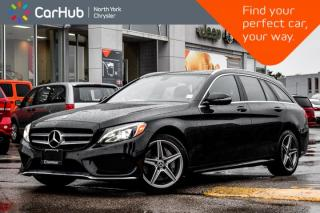 Used 2018 Mercedes-Benz C-Class C 300|AMG-Styling.Parking.Key-Less.Pkgs|Pano_Sunroof|Navi for sale in Thornhill, ON