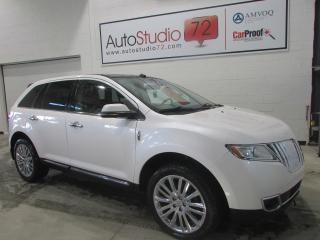 Used 2013 Lincoln MKX **4X4**CUIR**TOIT PANO**CAM RECUL**BOSE* for sale in Mirabel, QC