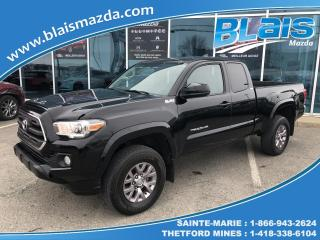 Used 2016 Toyota Tacoma SR5 for sale in Ste-Marie, QC