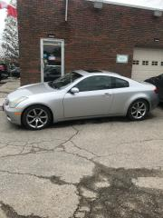 Used 2004 Infiniti G35 for sale in Guelph, ON