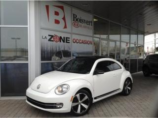 Used 2012 Volkswagen Beetle 2.0t Turbo Gps/navi for sale in Blainville, QC