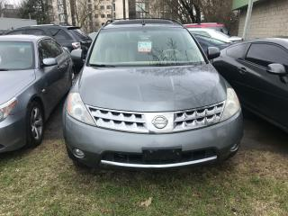 Used 2006 Nissan Murano SL for sale in Guelph, ON