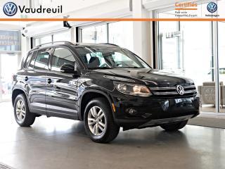 Used 2015 Volkswagen Tiguan Trendline * BLUETOOTH *** Réservé *** for sale in Vaudreuil-Dorion, QC