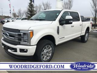 New 2019 Ford F-350 Limited for sale in Calgary, AB