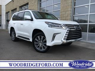Used 2017 Lexus LX 570 for sale in Calgary, AB