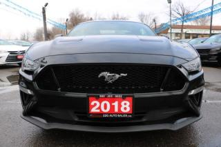 Used 2018 Ford Mustang GT Premium ACCIDENT FREE for sale in Brampton, ON