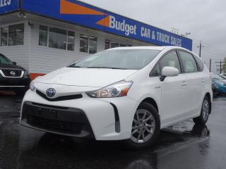 Used 2018 Toyota Prius V Bluetooth, Traction Control, Versatile, Low Kms for sale in Vancouver, BC