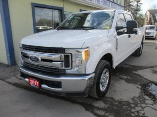 Used 2017 Ford F-250 3/4 TON XLT EDITION 6 PASSENGER 6.2L - V8.. TWO-WHEEL DRIVE.. CREW.. 8-FOOT LONG BOX.. SYNC TECHNOLOGY.. BACK-UP CAMERA.. TRAILER BRAKE.. for sale in Bradford, ON