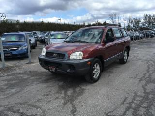 Used 2002 Hyundai Santa Fe GL for sale in Newmarket, ON