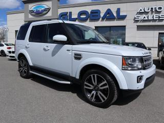 Used 2015 Land Rover LR4 HSE Luxury 7 PASSENGERS TRIPPLE MINT. for sale in Ottawa, ON