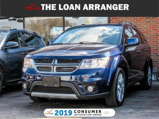 Used 2018 Dodge Journey GT for sale in Barrie, ON