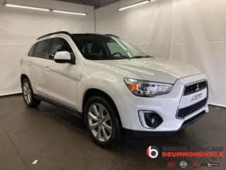 Used 2015 Mitsubishi RVR GT for sale in Drummondville, QC