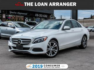 Used 2016 Mercedes-Benz C 300 for sale in Barrie, ON