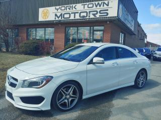 Used 2016 Mercedes-Benz CLA-Class CLA 250/AMG/AWD/BackCam/Nav/4Matic/HeatedSeats for sale in North York, ON