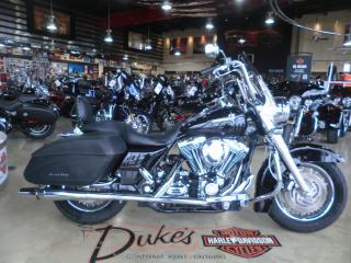 Used 2007 Harley-Davidson FLHR FLHRS ROAD KING for sale in Blenheim, ON
