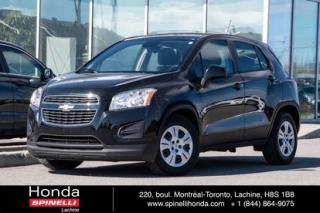Used 2015 Chevrolet Trax LS for sale in Lachine, QC