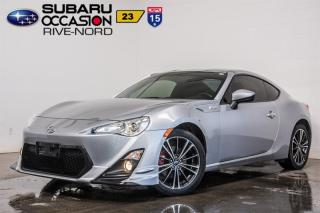 Used 2015 Scion FR-S PIONEER+BLUETOOTH+SI for sale in Boisbriand, QC