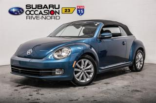 Used 2016 Volkswagen Beetle COMFORTLINE for sale in Boisbriand, QC
