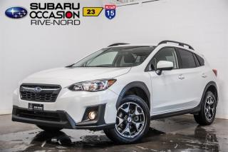 Used 2018 Subaru XV Crosstrek Touring for sale in Boisbriand, QC