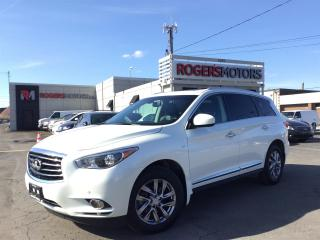 Used 2015 Infiniti QX60 AWD - NAVI - 7 PASS - REVERSE CAM for sale in Oakville, ON