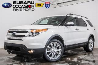 Used 2014 Ford Explorer LTD AWD for sale in Boisbriand, QC